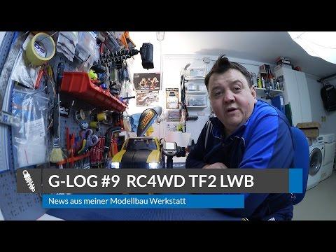 G-LOG #10 - Update aus Gery's Modellbau Werkstatt