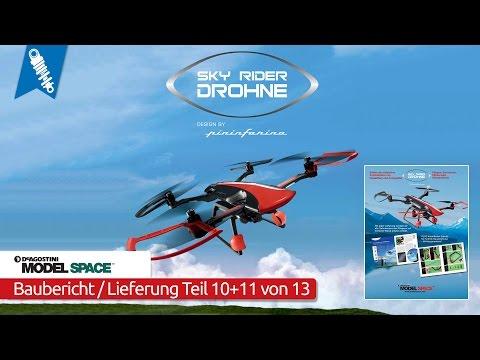 SKY RIDER DRONE Teil10+11