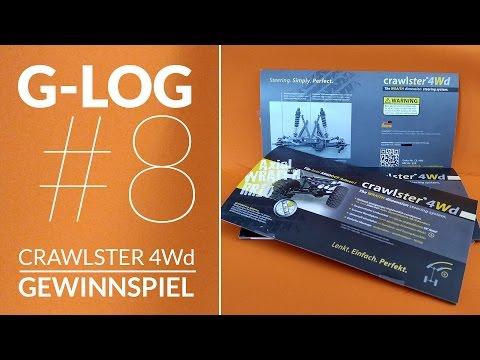 G-LOG #8 – crawlster 4Wd Weihnachtsgewinnspiel - Gewinne ein Wraith Lenkungskit!