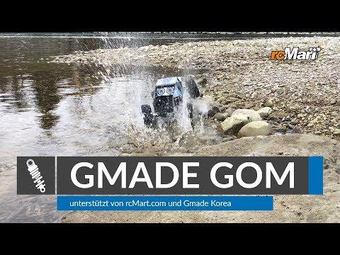 🚨 Gmade GR01 GOM Rock Racer - First run :)
