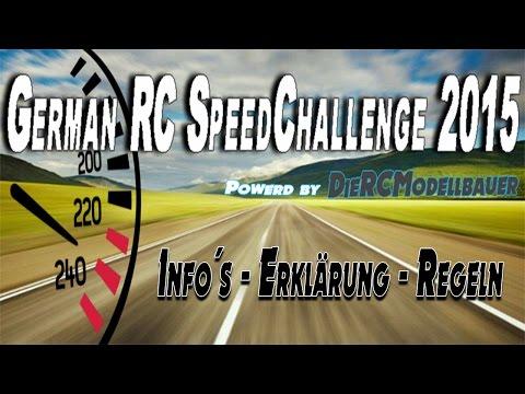 #RCSpeedChallenge Info´s-Erklärung-Regeln