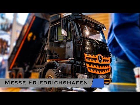 Faszination Modellbau Friedrichshafen - Messe Bericht [Deutsch / HD]