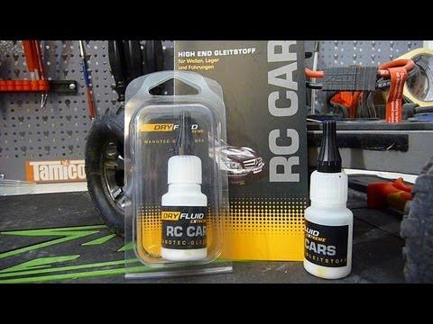 Produkttest: DryFluid Extreme RC-Cars - High End Gleitstoff für ferngesteuerte Modellautos