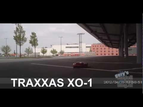 TRAXXAS XO-1 PREMIERE / Erfahrungsbericht Deutschland/Österreich
