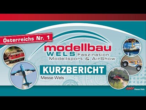 Kurzbericht Modellbau Wels 2015 - Österreichs spektakulärste Modellbaumesse! HD - Deutsch