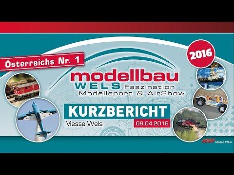 Modellbau Wels 2016 - Österreichs spektakulärster Modellbaumesse [HD]