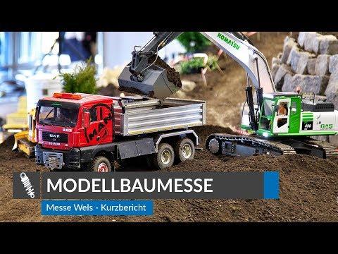 Modellbaumesse Wels 2018 - Kurzbericht
