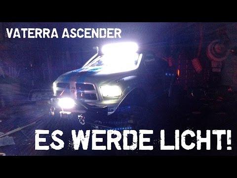 Vaterra Ascender - Proline DODGE RAM 1500 - Beleuchtung