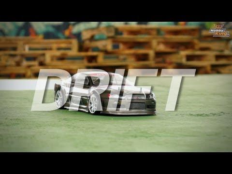 HobbyKing Product Video - 1/10 Hobbyking Mission-D 4WD R/C Drift Car ARR