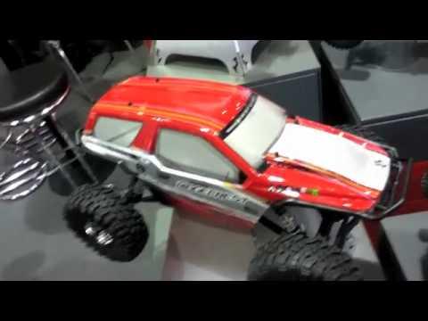 Toy Fair 2012 - AX 10 Ridgecrest von Robitronic