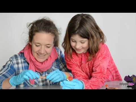 Das Arbeiten mit Plasma ist einfach und sicher - Anwendungsbeispiel Verklebung von Playmobil