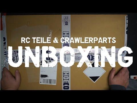 UNBOXING - RC Zubehör und Scale Crawler Parts