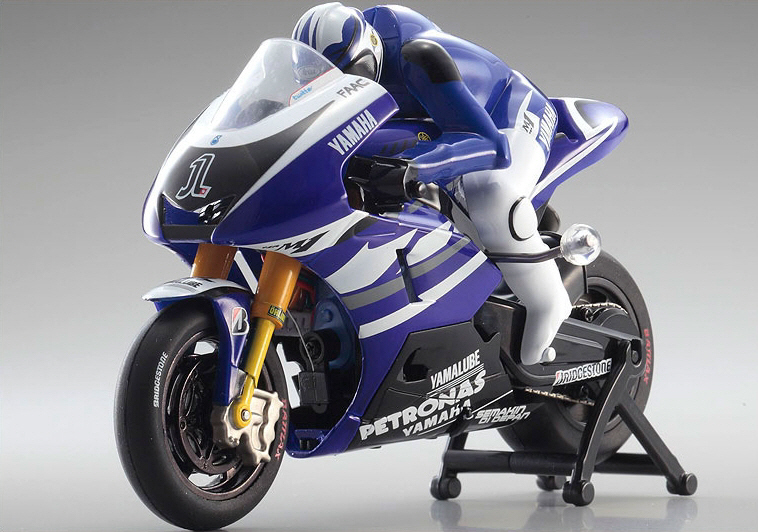 Mini-Z Bike YAMAHA YZR-M1