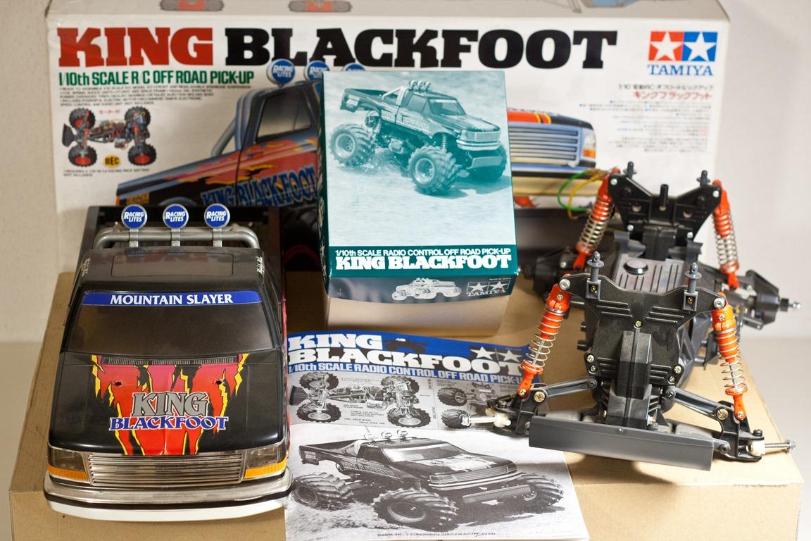 Tamiya King Blackfoot Gerys Rc Modellbau Blog