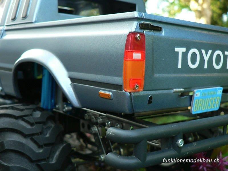 Tamyia Toyota Bruiser Pickup 4x4