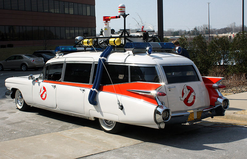 Ghostbusters_Ectomobile