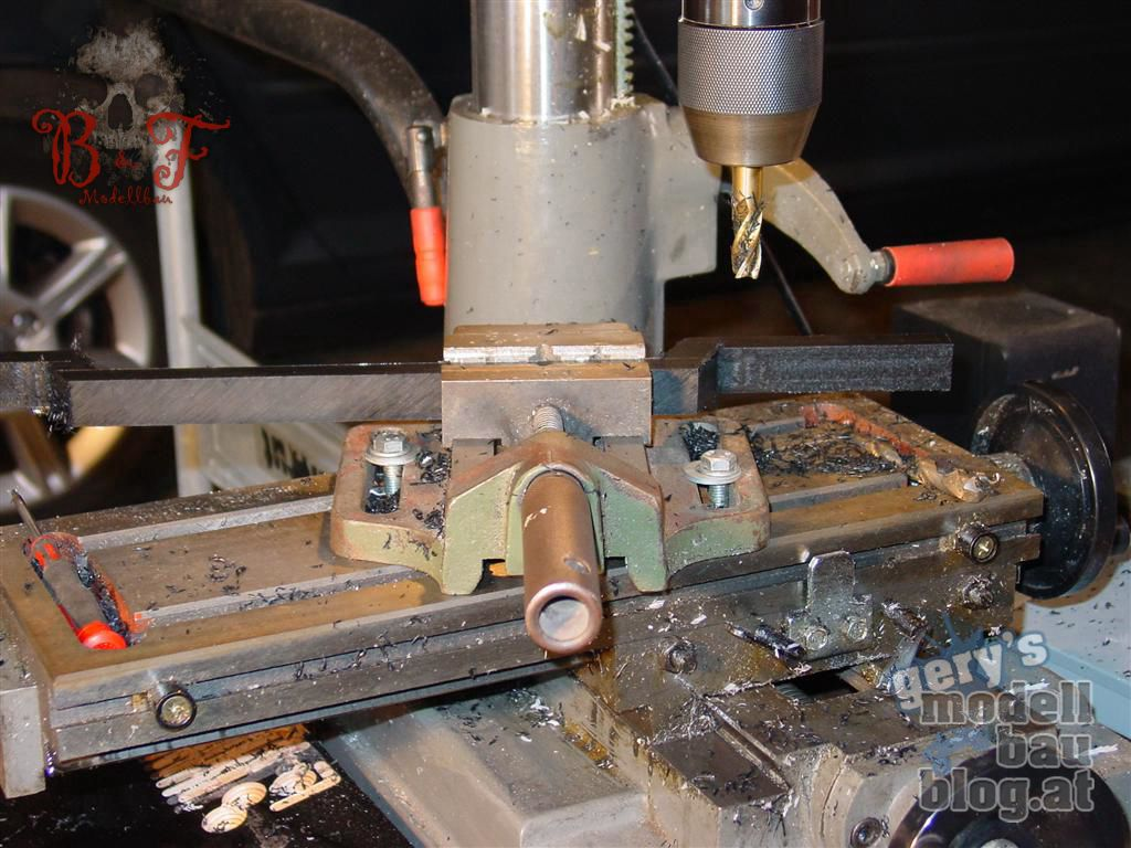 Ford F-150 - Planfräsen Rahmen – gerys RC Modellbau Blog