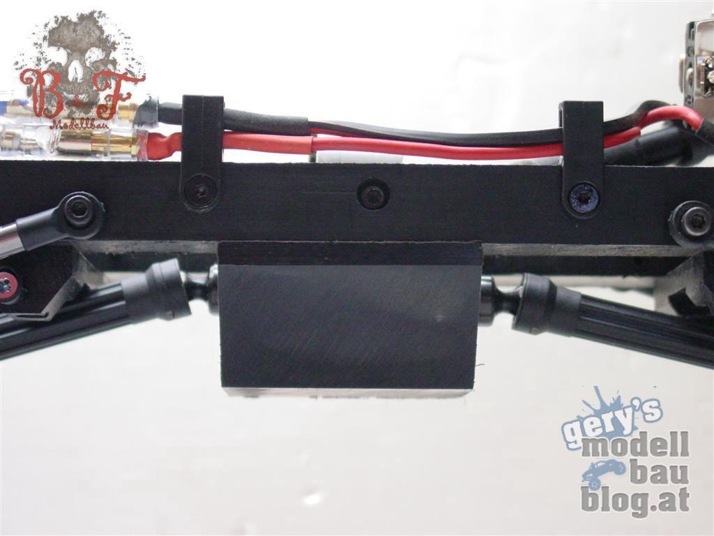 Ford F-150 - Schutzabdeckung für das RC4WD Verteilergetriebe