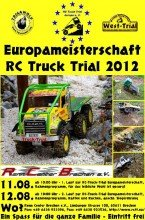 RC Modell Truck Trial Europameisterschaft