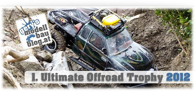 1. Ultimate Offroad Trophy 2012