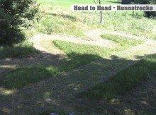 Head to Head Rennstrecke