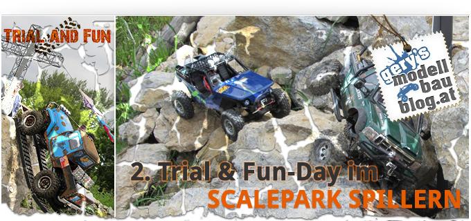 2. Trial & Fun-Day in Spillern - Wir waren dabei!