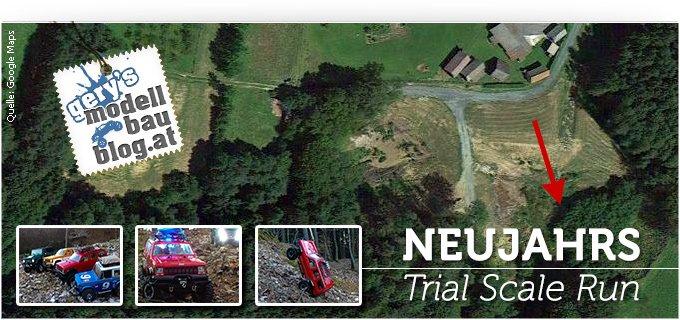 Neujahrs Trial Scalerun am Hausberg