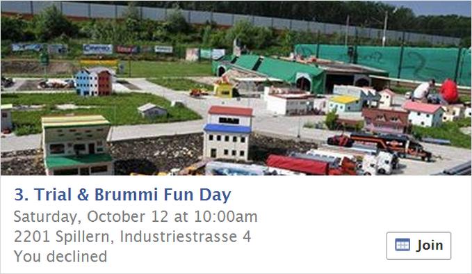3. Trial & Brummi Fun Day
