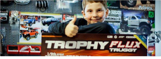 HPI-Trophy-Truggy-Flux-Unboxing