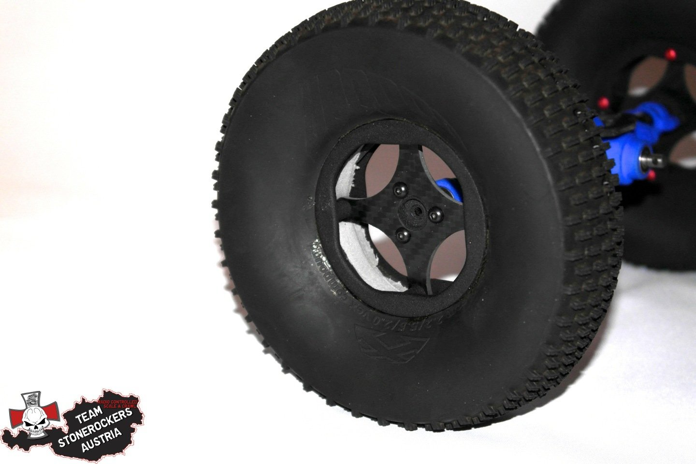 Reifen verschmälern - Voodoo 7