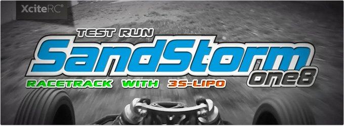 sandstorn-tracktest