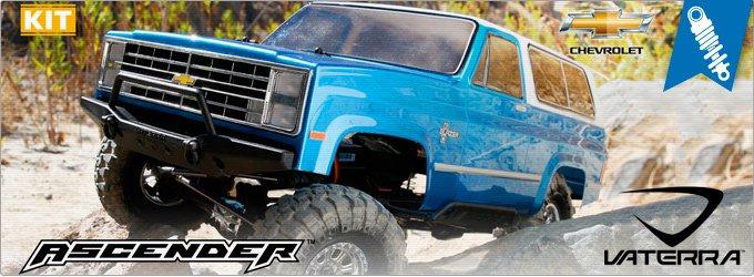 Chevrolet K-5 Blazer Ascender von Vaterra