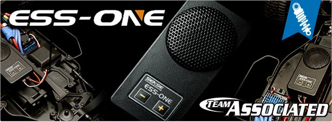 "Motor-Sound-System ''ESS-One"" für RC-Cars, Universal, USB"