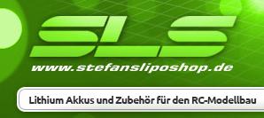 SLS - StefansLipoShop - Lipo-Akkus für Modellbau