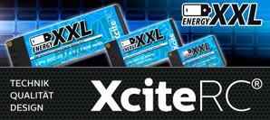 Akkus LiPo von XciteRC Modellbau