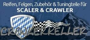Crawlerkeller - Der Profishop für Rock & Scale Crawler