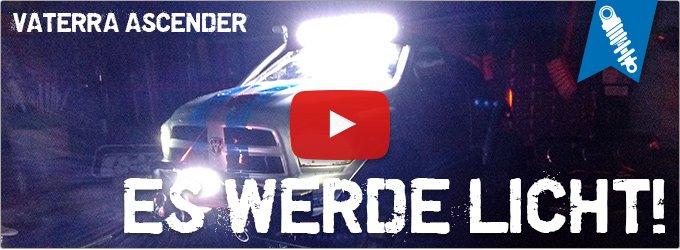 Vaterra Ascender Proline DODGE RAM 1500---Beleuchtung