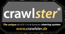 crawlster - Das einzigartige Lenkungskit für den Axial SCX-10 & Gmade Sawback