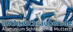 leichteschrauben.de - Aluminium Schrauben & Muttern
