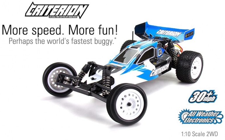 Helion Criterion Elektro Buggy 2WD 1/10