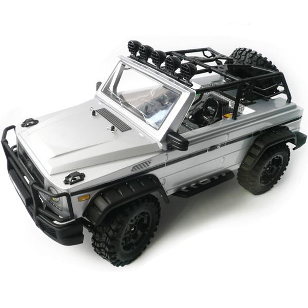 Banggood Hg P402 Scale Crawler Unboxing Amp Testfahrt