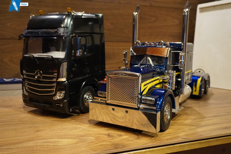 Einstieg LKW Funktionsmodellbau bzw. Truckmodellbau / Tamiya – gerys ...