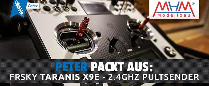 frsky-taranis-X9E-pultsender-unboxing
