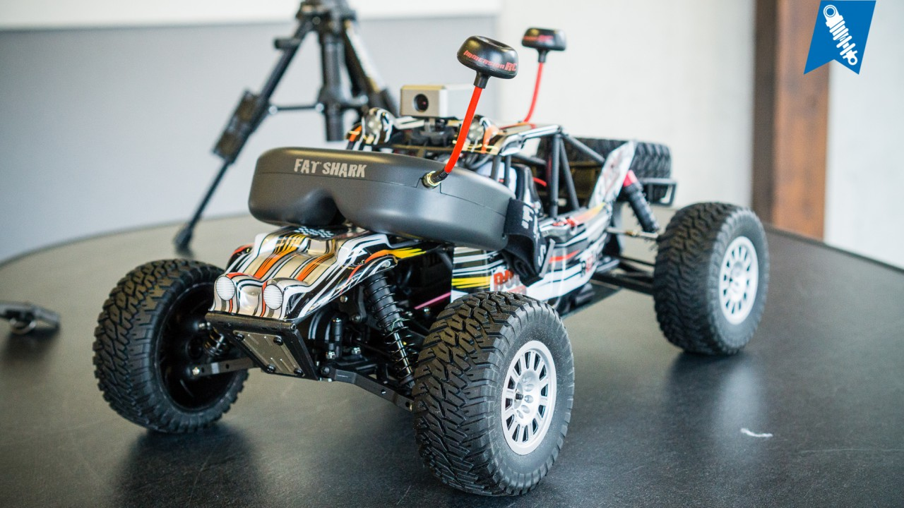 Reely Dune Fighter FPV Brushless Buggy