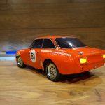 Endergebnis: Modellauto mit Licht ausrüsten #9