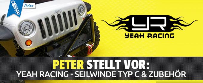 Unboxing & Review: Yeah Racing Seilwinde und Zubehör