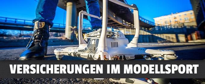 Versicherungen im Modellsport, insbesondere bei Flugmodellen