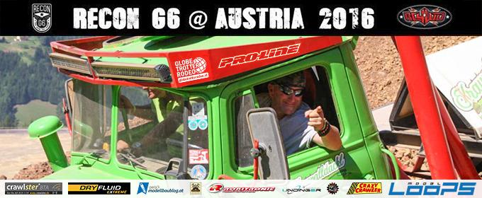 2. Recon G6 am Erzberg beim OTA Globetrotter Rodeo