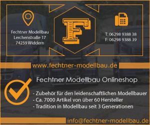 Fechtner-Modellbau Shop