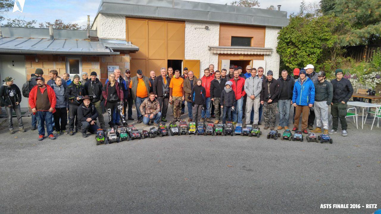 53 Teilnehmer beim Finallauf in Retz